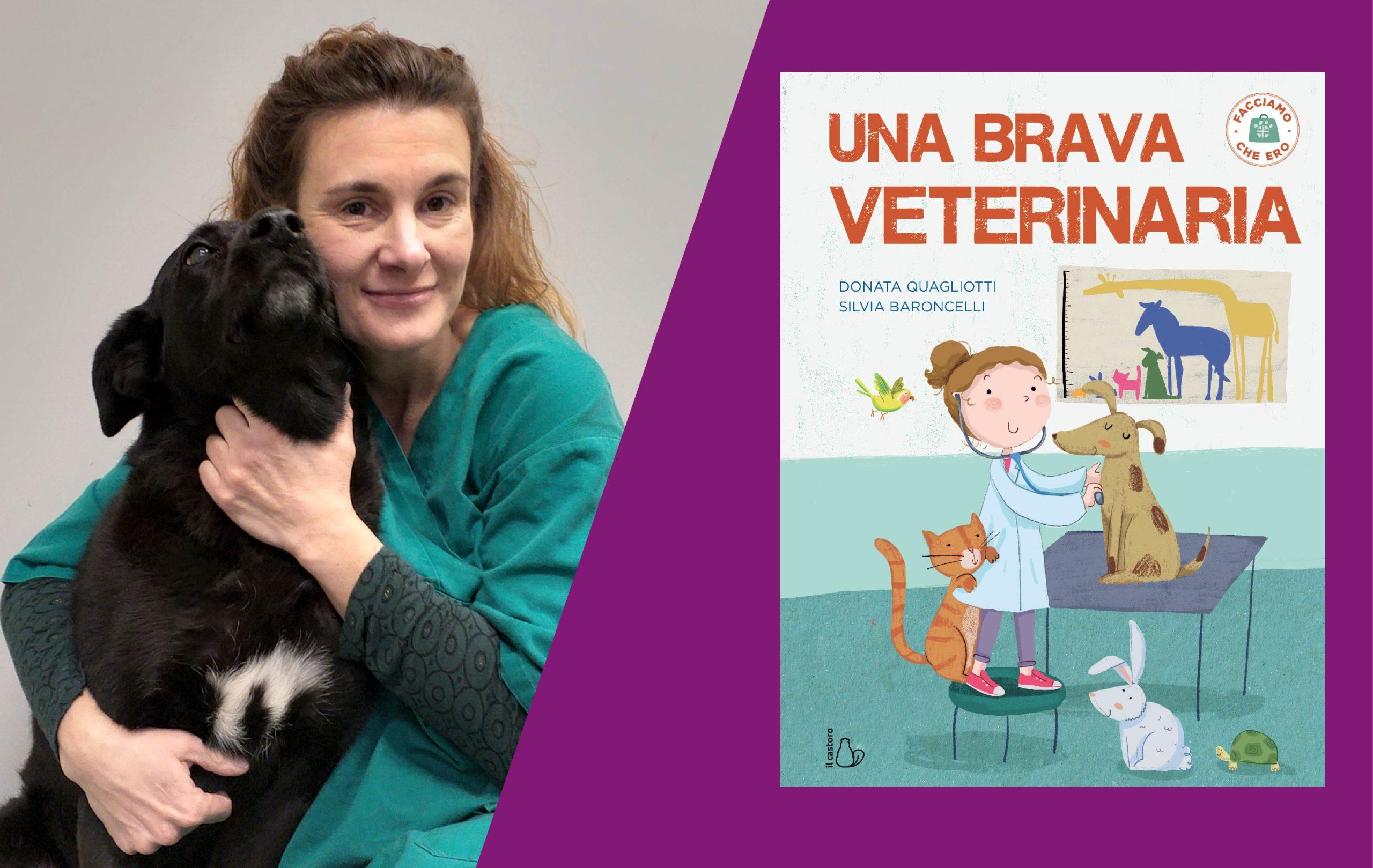 """Domande Al Veterinario Cane 10 domande a donata quagliotti, autrice di """"una brava"""